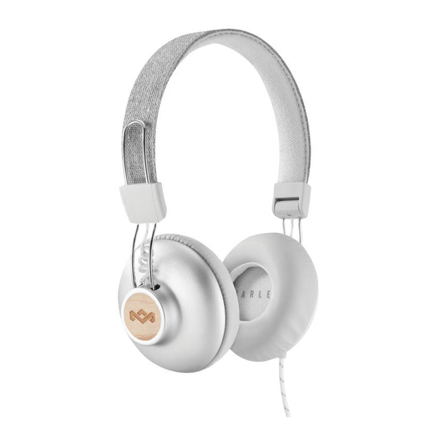 Audífonos Inalámbrico Bluetooth Positive Vibration 2 Silver