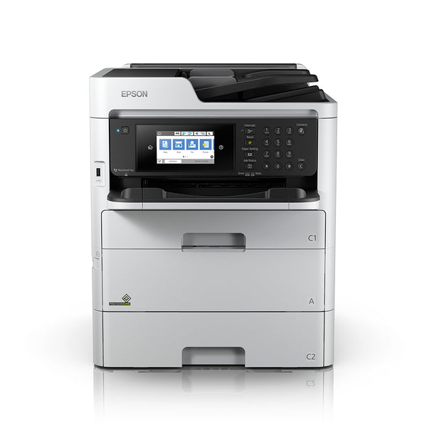 Impresora Epson Multifuncional WorkForce Pro WF-C579R