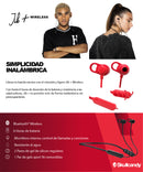 SKULLCANDY JIB + WIRELESS AUDÍFONOS INALÁMBRICOS NEGRO