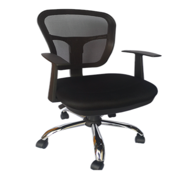 Silla secretarial MS315R