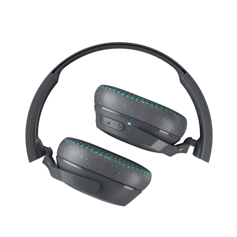 SKULLCANDY RIFF WIRELESS AUDÍFONOS INALÁMBRICOS GRIS