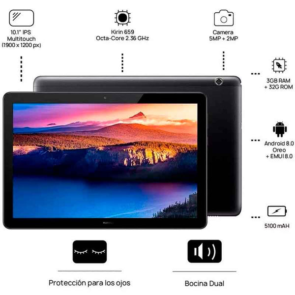 Tableta Huawei Media Pad T5
