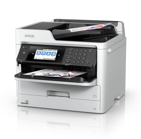 Impresora Epson Multifuncional WorkForce WF-C5790