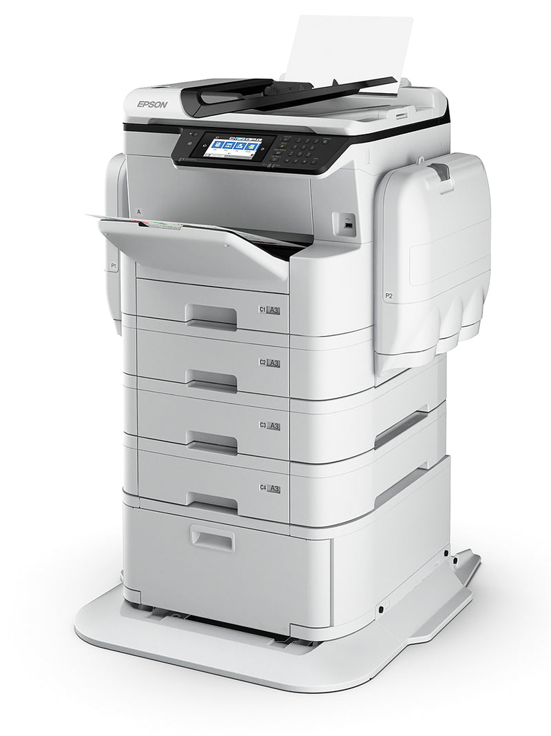 Impresora Epson Multifuncional WorkForce Pro WF-C869R