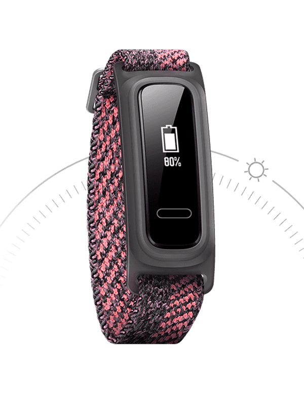 Huawei Band 4e BASKETBALL WIZARD EDITION