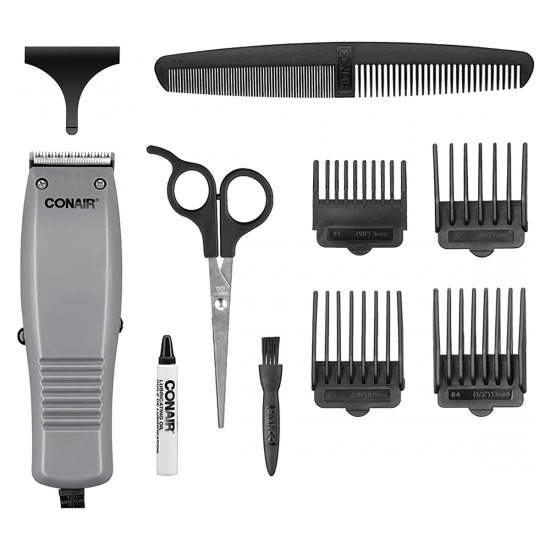 Cortadora de cabello Conair 10pzs Simple Cut