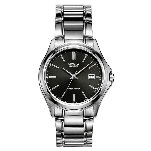 Casio Watch versatile business simple metal 100% Genuin men's watch MTP-1183A-1A-Felligo