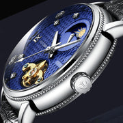 TEVISE Tourbillon Mechanical Watch, Waterproof Luxury Sport Brand-Felligo