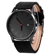 Men's Sport Wristwatch Leather Strap-Felligo