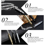Bullet Necklace