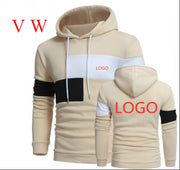2019 VW Custom Print LOGO HoodieS for Men Pullover Men's Hooded Sweatshirt Jacket Custom Harajuku Large Size Direct SA-8-Felligo