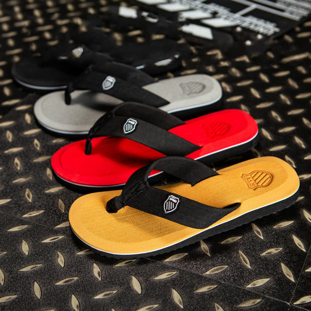 2019 New Shoes Men Summer Men Flip Flops High Quality Beach Sandals Anti-slip Zapatos Hombre Casual Shoes-Felligo