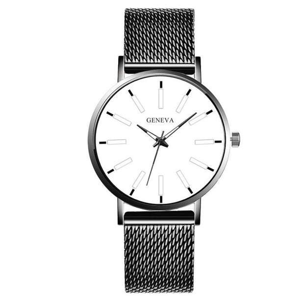 Watch Men Watch 2019 Ultra-Thin Business Men Watches Quartz Stainless Steel Band Simple Wrist Watch Male Clock Free Shipping-Felligo