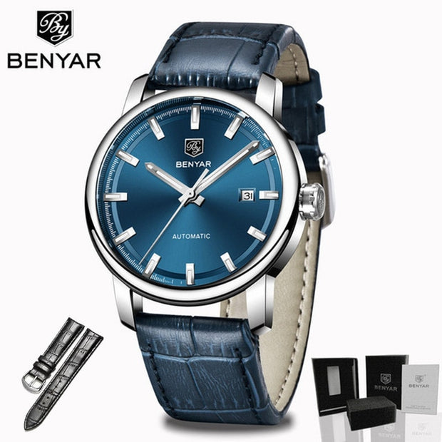 BENYAR Men's Military Luxury Mechanical Watch-Felligo