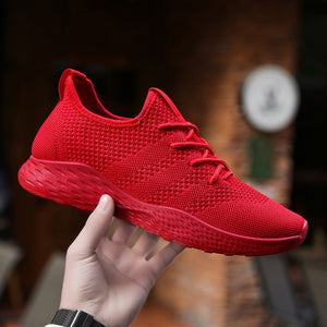 Classic Unisex Sneakers Fashion Mesh Breathable Men's Casual Shoes Outdoor Walking Jogging Shoes Zapatillas Hombre Size 49-Felligo