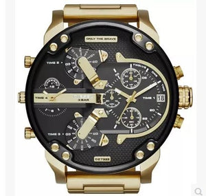 2019 Large Dial Foreign Trade AliExpress Celebrity Style Hot Selling DZ7311 7333 7315 Manufacturers Direct Selling-Felligo