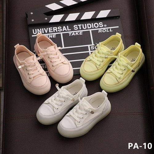 2019 New men Shoes Flats Fashion Casual Ladies Shoes man Lace-Up Mesh Breathable male Sneakers pa1-14-Felligo