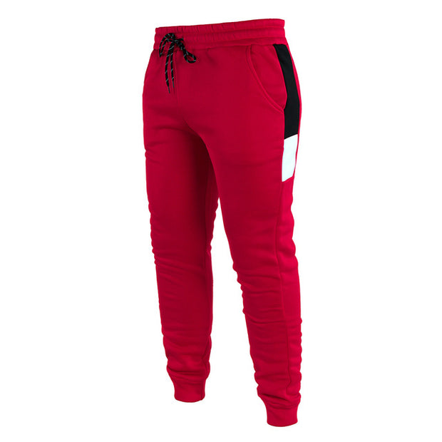 Winter Warm Fleece Sweatpants for Men-Felligo