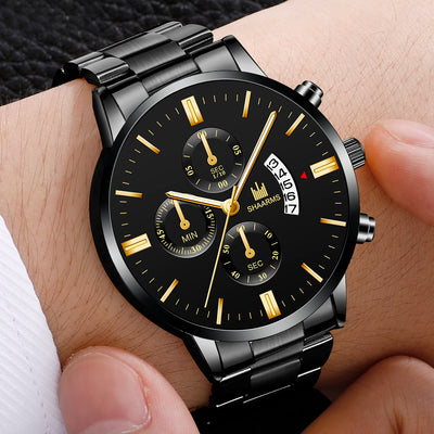 Fashion Men Luxury Business Watches-Felligo