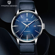 PAGANI 2019 Luxury Classic Leather Mechanical Men's Wrist Watch-Felligo