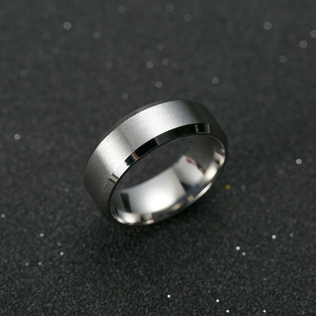 Ring Men Titanium Black-Felligo