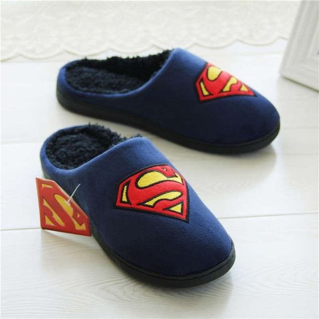 home slippers schinelo masculino slippers men Lovers men funny adult slipper man winter shoes fur funny slippers-Felligo