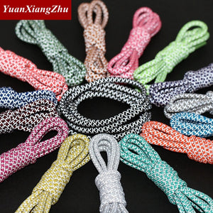 1Pair 100/120/140/160cm Fluorescent Sneaker Shoestrings Sport Shoelaces 3M-Felligo