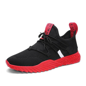 2019 New Casual Shoes Men Breathable Autumn Summer Mesh Shoes Sneakers Fashionable Breathable Lightweight Movement Shoes-Felligo