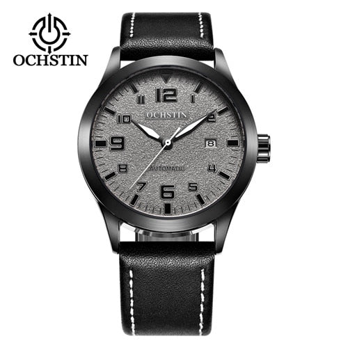OCHSTIN Tourbillon Automatic Watch for Men, Waterproof with Date Display-Felligo