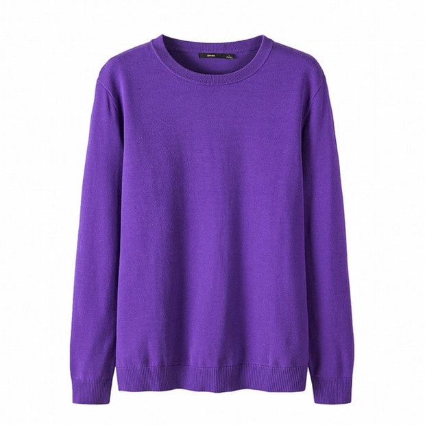 New Brand Wool Sweater Men 2019 Autumn Fashion Long Sleeve Knitted-Felligo