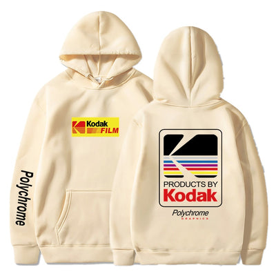 Japanese Hip Hop Winter Fleece Hoody Harajuku kodak Jackets Men Women Sweatshirts Dropshipping New 2019 Hot Selling Hoodies-Felligo