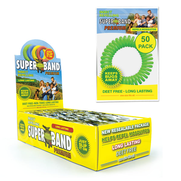 Insect Repelling Superband Premium