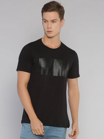 Faith Short Sleeve T-shirt Black