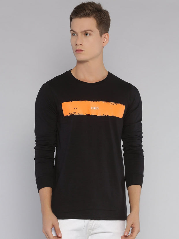 Minimal Eurus Long Sleeve T-shirt Forest Black - EURUS WEAR CLOTHING