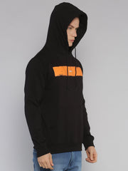 Minimal Eurus Hoodie Black/Orange