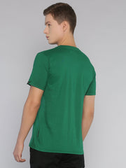 Faith Short Sleeve T-shirt Forest Green/Black