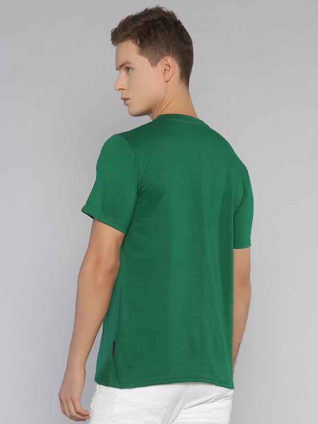 Protect Your Planet Short Sleeve T-shirt Green - EURUS WEAR CLOTHING