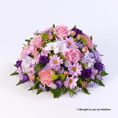 Extra Large Classic Lilac and Pink Posy
