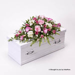 Children's Casket Spray - Pink
