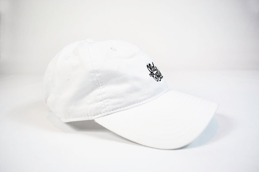 Logo White Dad Hat