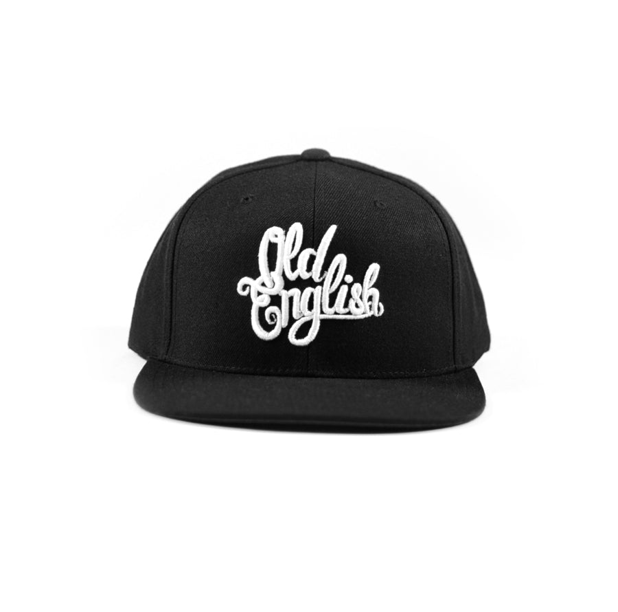 Members Only OE Black Snapback