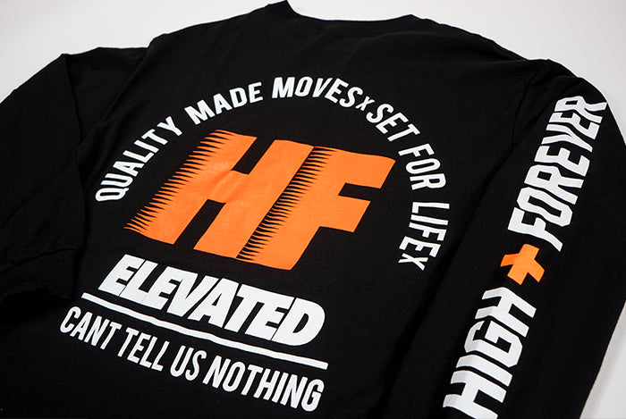 OE X HF long sleeve