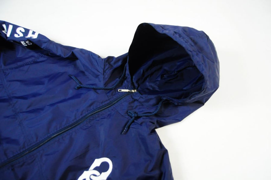 AHEAD OF THE REST - Windbreaker Hoodie