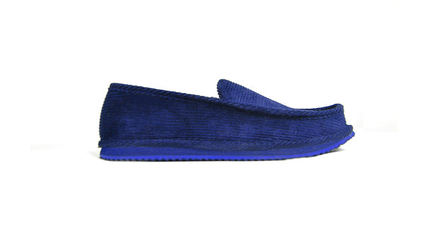 Old English Brand - Blue Debo - Slippers
