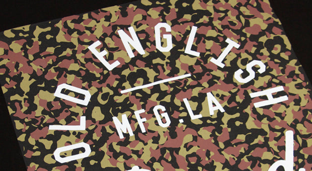 OE Digital Camo Tee