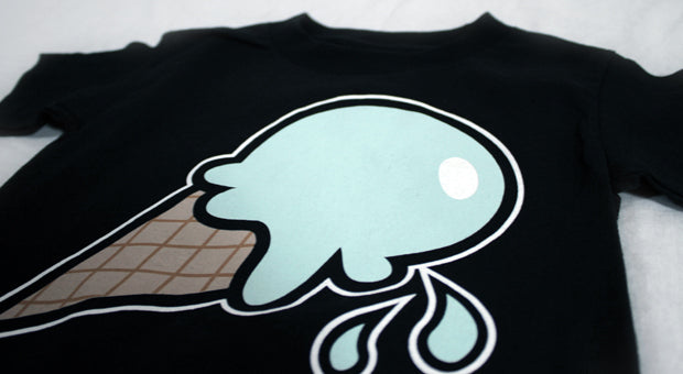 Scheming For Ice Cream - OE Hooligan Kids Collection