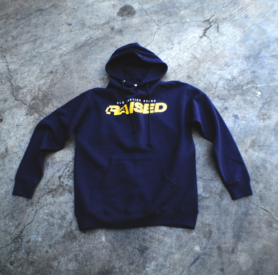 LA RAISED - HOODIES