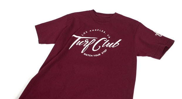 The Turf Club (Maroon)