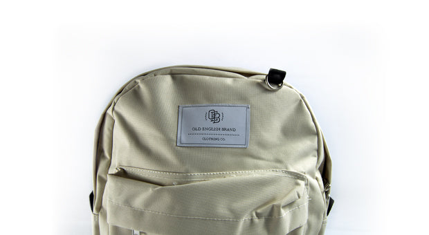 OE Venture Canvas Backpack