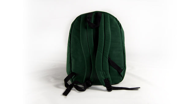 OE Venture Green Backpack
